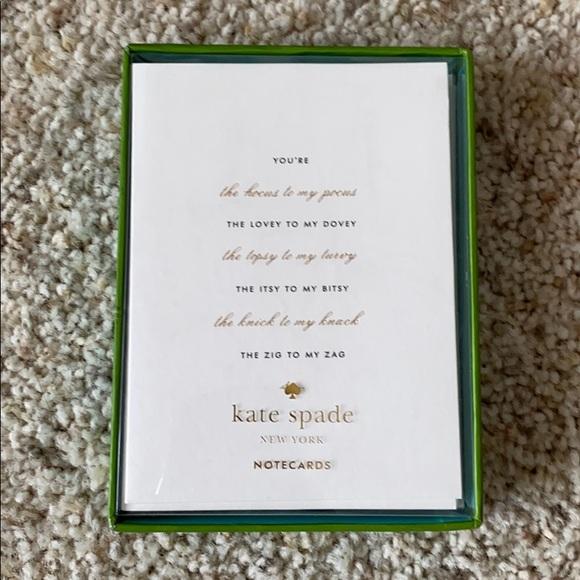 Kate Spade New York Bridesmaid Card Set